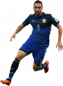 Gonzalo Martinez football render