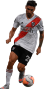 Gonzalo Montiel football render