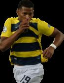Gonzalo Plata football render
