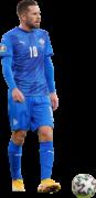 Gylfi Sigurdsson football render