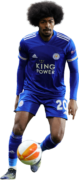 Hamza Choudhury football render