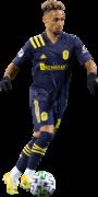 Hany Mukhtar football render