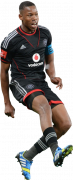 Happy Jele football render