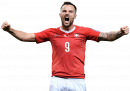Haris Seferovic football render