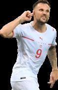 Haris Seferovic football render
