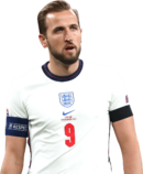 Harry Kane football render