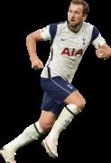 Harry Kane football render