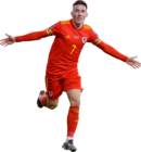 Harry Wilson football render