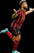 Hector Villalba football render