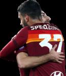 Henrikh Mkhitaryan & Leonardo Spinazzola football render