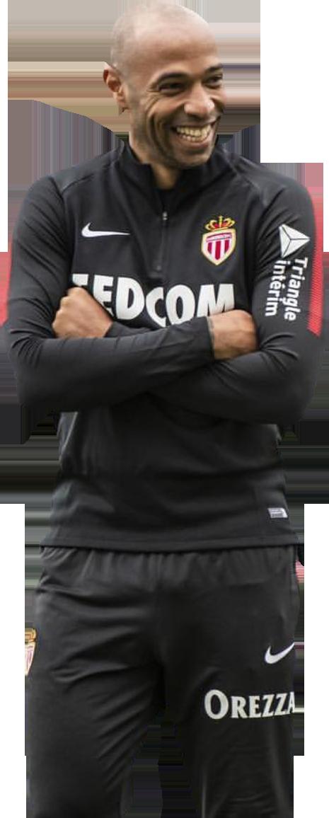 Thierry Henryrender