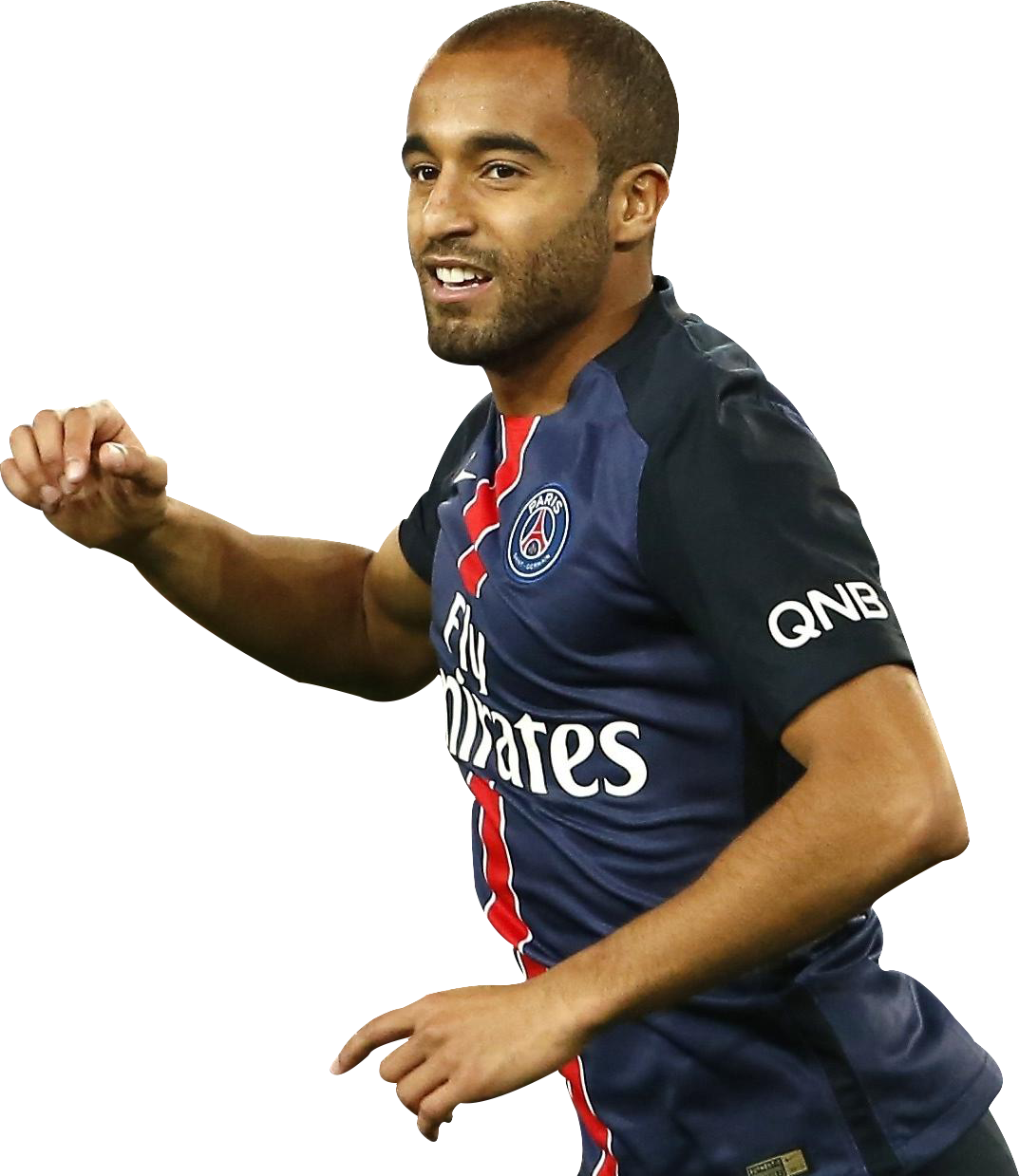 Lucas Moura Football Render