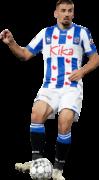 Ibrahim Dresevic football render