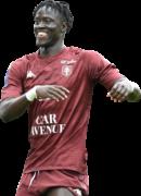 Ibrahima Niane football render
