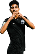 Ibrahim Adel football render
