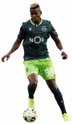 Idrissa Doumbia football render