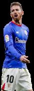 Iker Muniain football render