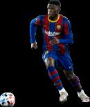 Ilaix Moriba football render