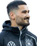 Ilkay Gündogan football render
