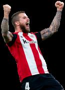 Inigo Martinez football render