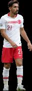 Irfan Can Kahveci football render