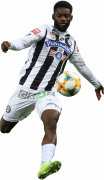 Isaac Donkor football render
