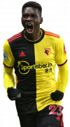 Ismaila Sarr football render