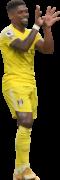 Ivan Cavaleiro football render