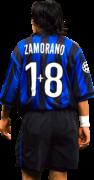 Iván Zamorano football render