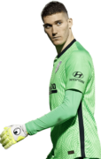Ivo Grbic football render