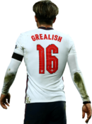 Jack Grealish football render