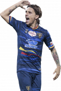 Jacopo Petriccione football render
