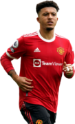 Jadon Sancho football render