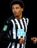 Jamal Lewis football render