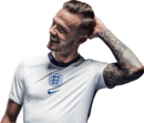 James Maddison football render