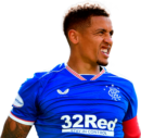 James Tavernier football render