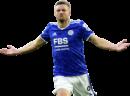 Jamie Vardy football render