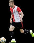 Jan-Arie van der Heijden football render