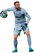 Jan Oblak football render