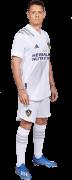 "Javier ""Chicharito"" Hernandez football render"