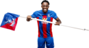 Jean-Philippe Mateta football render