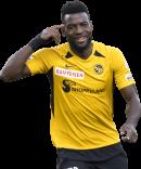 Jean-Pierre Nsame football render
