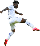 Jérémy Doku football render