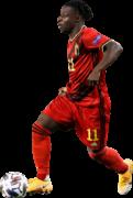 Jeremy Doku football render