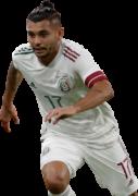 Jesus Corona football render