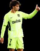 João Félix football render
