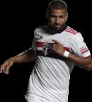 Joao Rojas football render