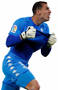Joel Robles football render