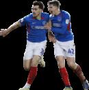 John Marquis & Steve Seddon football render