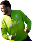 John McGinn football render
